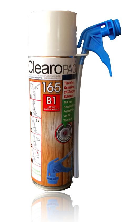 clearopag 165 b1 2k schaum 400ml flasche. Black Bedroom Furniture Sets. Home Design Ideas