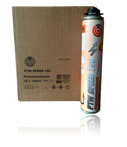 PTW Pistolenschaum Speed 750ml