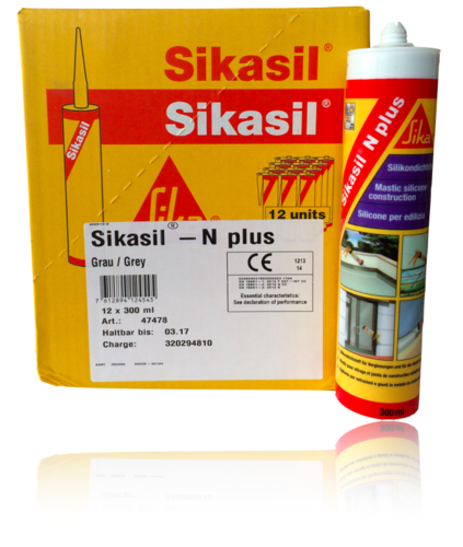 Sikasil N plus 300ml Kartusche
